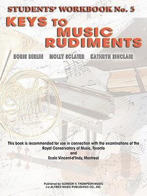 Keys to Music Rudiments, Book 5