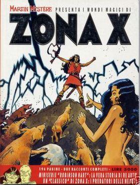 Zona X n. 20