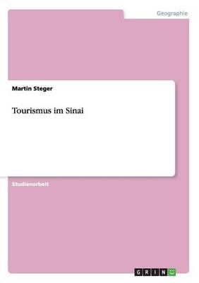 Tourismus im Sinai