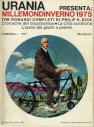 Millemondi Inverno 1975: tre romanzi completi di Philip K. Dick