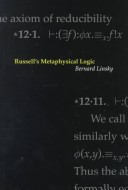 Russell's Metaphysical Logic