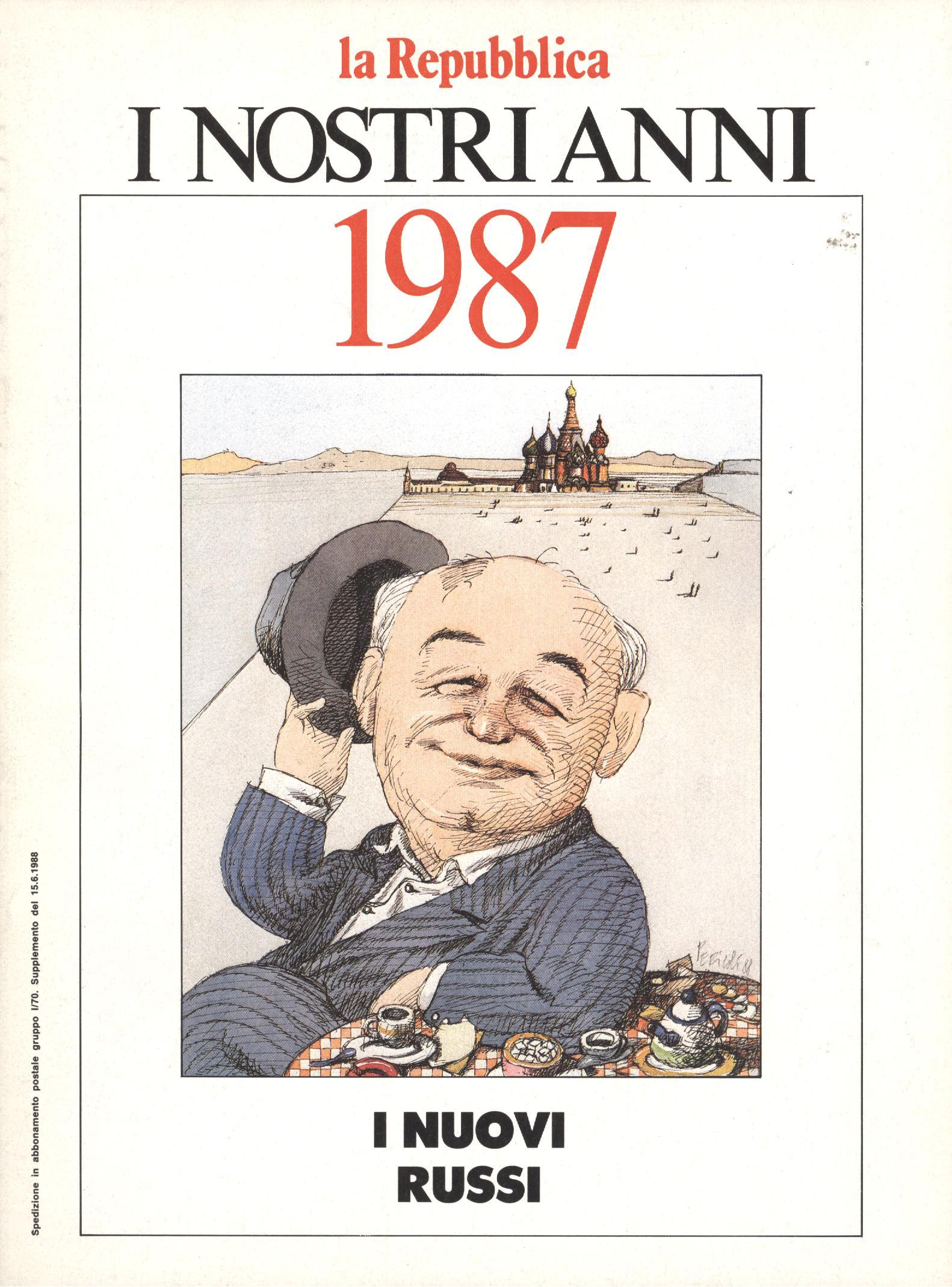 I nostri anni: 1987