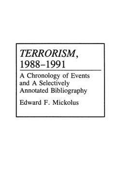 Terrorism, 1988-1991