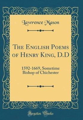 The English Poems of...