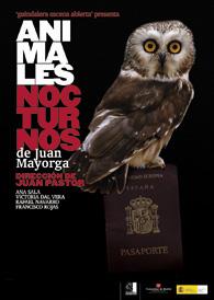 Animales nocturnos; El sueño de Ginebra; El traductor de Blumemberg