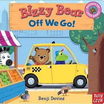 Bizzy Bear: Off We G...