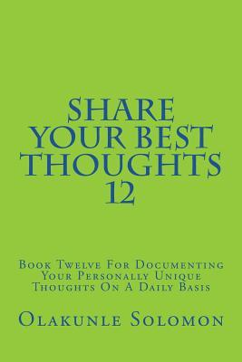 Share Your Best Thoughts 12