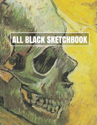 All Black Sketchbook