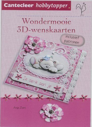 Wondermooie 3D- wenskaarten / druk 1