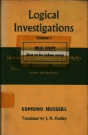 Logical investigatio...