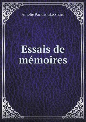 Essais de Memoires