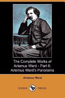 The Complete Works of Artemus Ward - Part