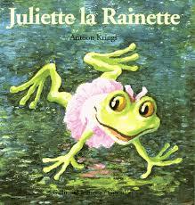 Juliette la rainette