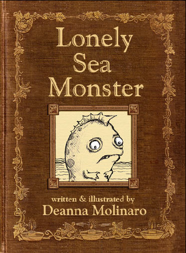 Lonely Sea Monster