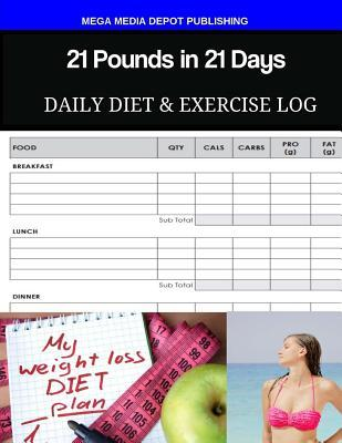 21 Pounds in 21 Days...