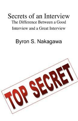 Secrets of an Interview