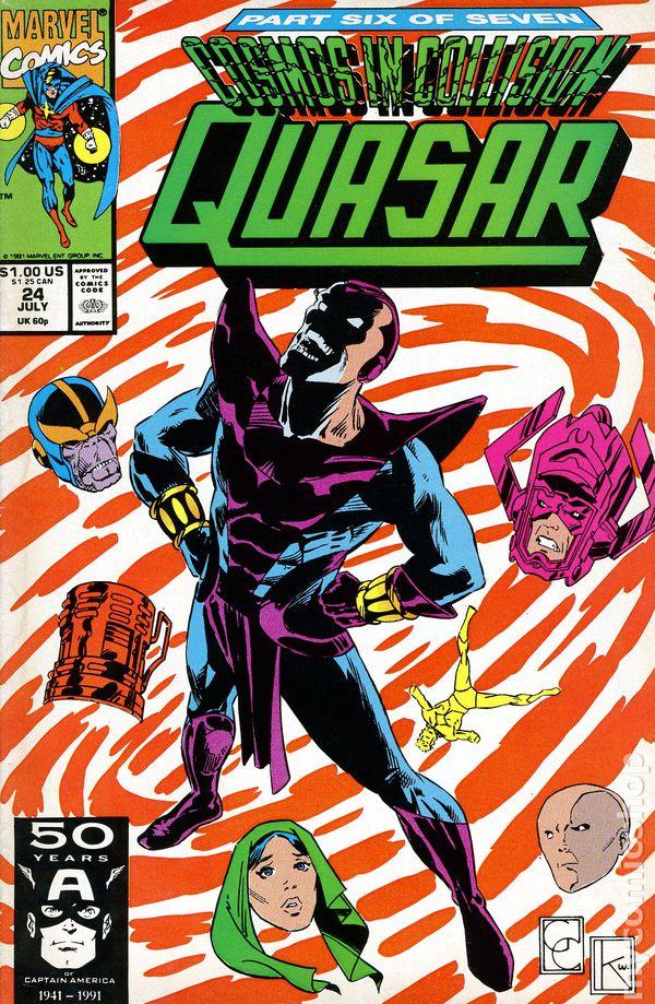 Quasar Vol.1 #24