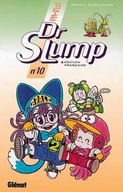 Dr Slump, tome 10