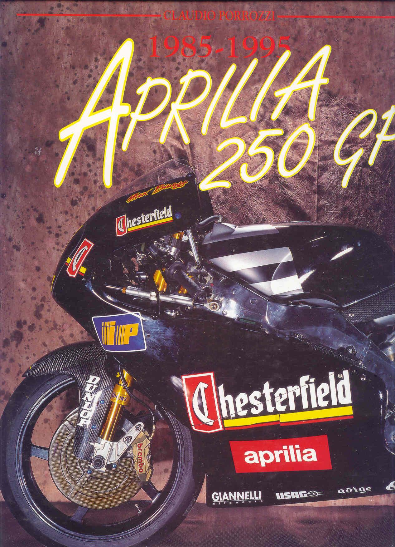 1985-1995. Aprilia 250 GP