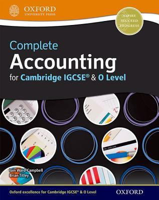 Complete accounting ...