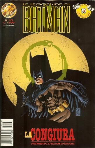 Le Leggende di Batman n. 15