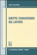 Diritto comunitario del lavoro