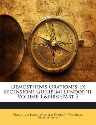 Demosthenis Oratione...