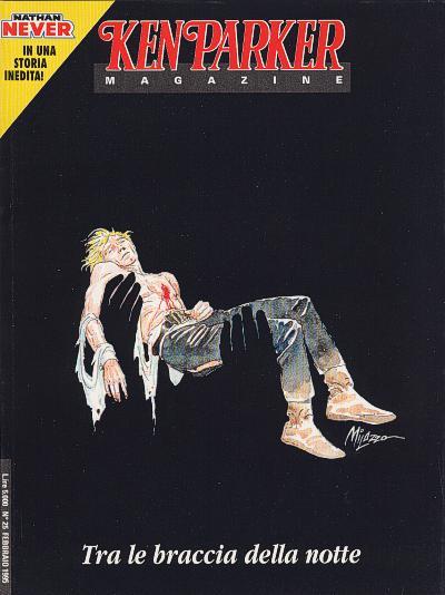 Ken Parker Magazine ...