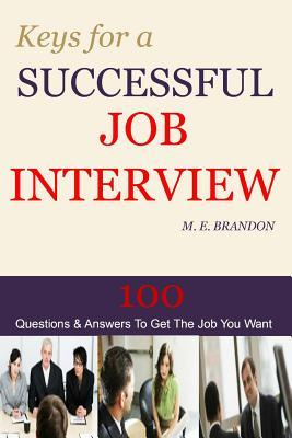 Keys for a Successful Job Interview