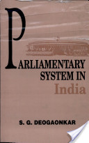 Parliamentary system in India