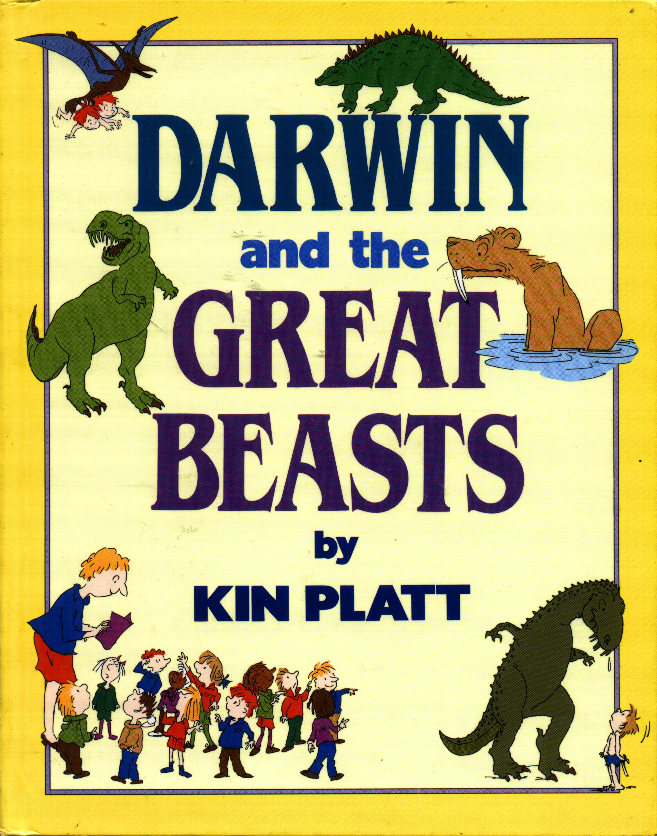 Darwin and the Great Beasts