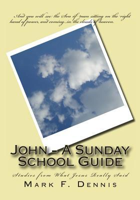 John - a Sunday School Guide