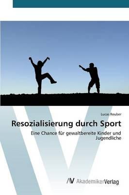 Resozialisierung durch Sport