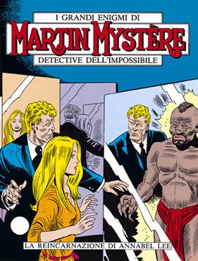 Martin Mystère n. 40