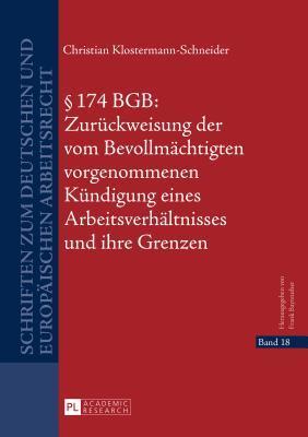 § 174 Bgb