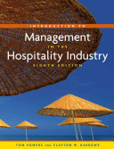 Introduction to Management in the Hospitality Industry, Eighth Edition and NRAEF Student Workbook Package