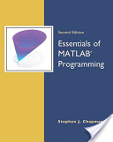 Essentials of MATLAB® Programming