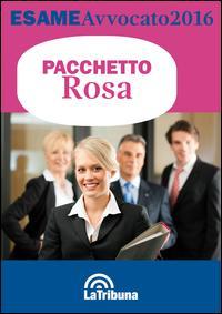 Esame avvocato 2016. Ediz. rosa