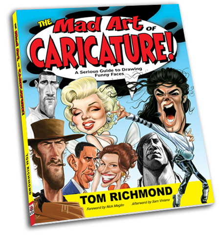 The Mad Art of Caricature!