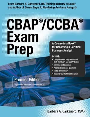 CBAP/CCBA Exam Prep