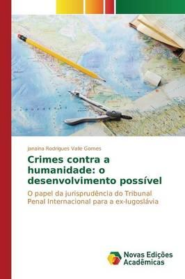 Crimes contra a humanidade
