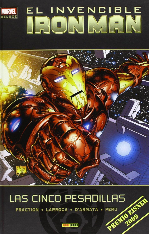 El Invencible Iron Man #1