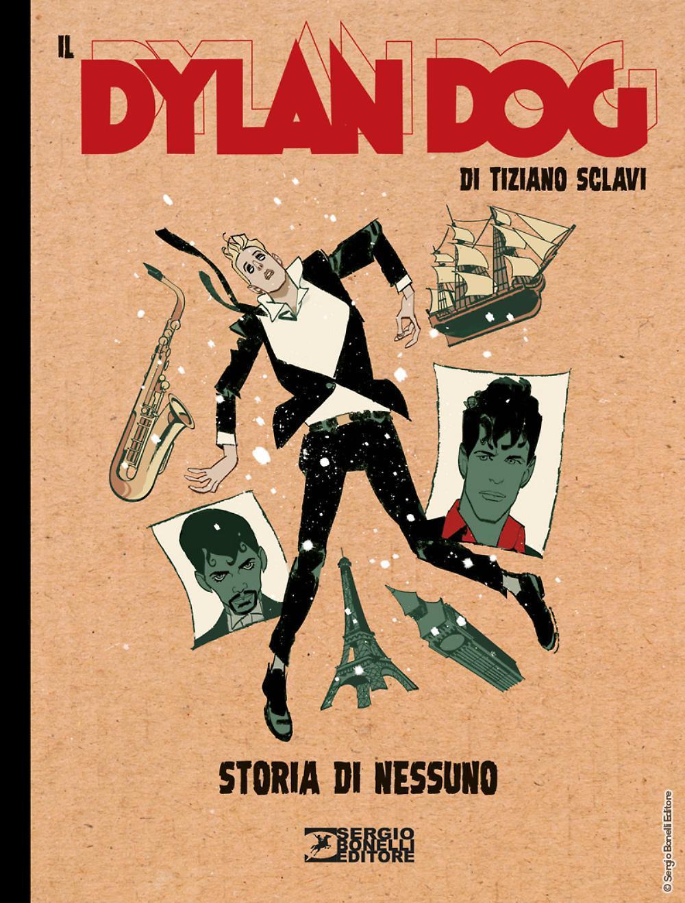 Il Dylan Dog di Tiziano Sclavi n. 16