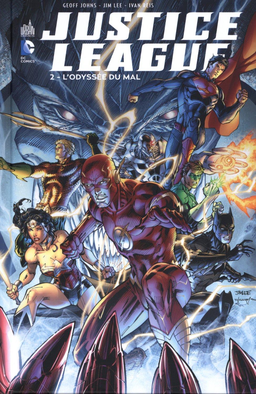 Justice League, Tome...