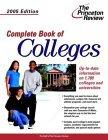 Complete Book of Colleges, 2005 Edition