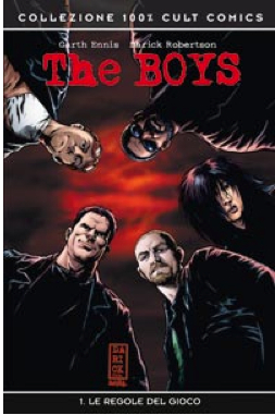 The Boys vol. 1