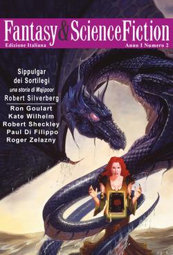 Fantasy & Science Fiction 2