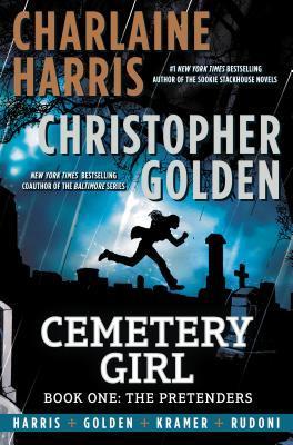 Cemetery Girl 1