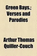 Green Bays.; Verses and Parodies
