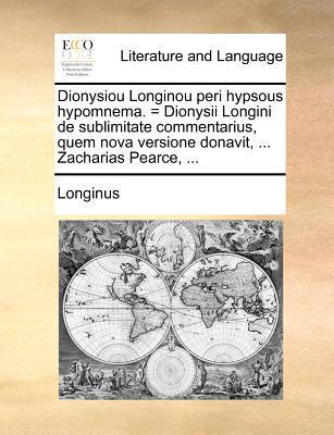 Dionysiou Longinou P...